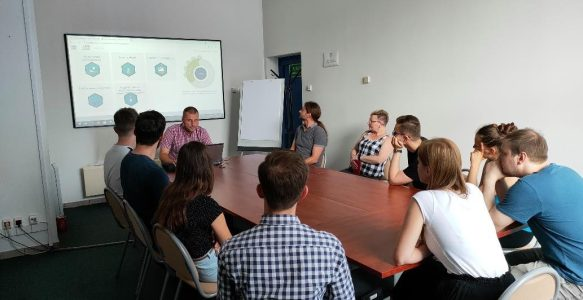 App-Hop piloting phase in Poland